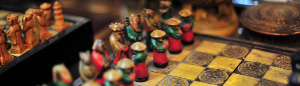 chessboard ca un meci de sah Av. Dima Amedeo